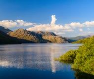 Nationalpark Peneda-Geres Stockbild