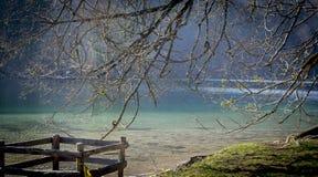 Nationalpark Plitvice, Meisterwerk der Natur lizenzfreies stockbild