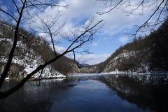 Nationalpark Plitvicka Jezera Lizenzfreie Stockfotografie