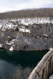 Nationalpark Plitvicka Jezera Lizenzfreies Stockfoto