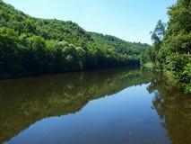 Nationalpark Podyji Lizenzfreie Stockfotografie
