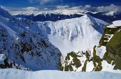 Nationalpark Retezat Stockfoto