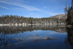 Nationalpark- See Lizenzfreie Stockfotografie
