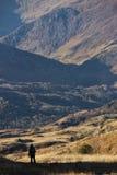 Nationalpark Snowdonia Lizenzfreies Stockfoto