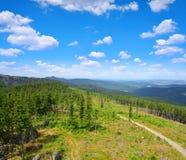 Nationalpark Sumava Lizenzfreie Stockfotos
