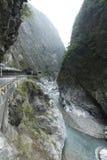 NationalparkTAIWANS Â Taroko Lizenzfreie Stockfotografie