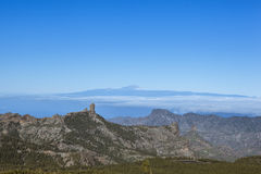 Nationalpark Teide Stockfotografie