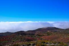 Nationalpark Teide Royaltyfri Fotografi