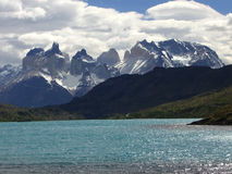 Nationalpark Torresdel Paine Lizenzfreies Stockfoto