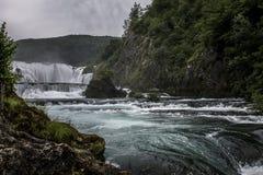 Nationalpark UNA Strbacki-buk Lizenzfreie Stockfotografie