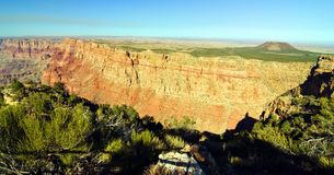 nationalpark USA för liggande för arizona kanjon storslagen Royaltyfri Bild