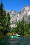 nationalpark USA yosemite Arkivbilder