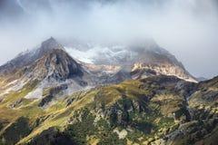 Nationalpark Vanoise in Frankreich lizenzfreies stockbild