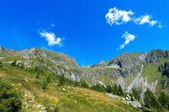Nationalpark von Adamello Brenta - Italien Lizenzfreies Stockbild