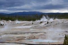 Nationalpark Yellowstone Στοκ Εικόνα