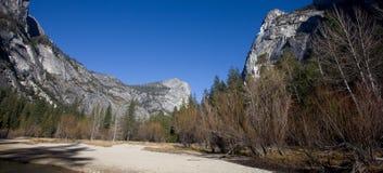 nationalpark yosemite fotografering för bildbyråer