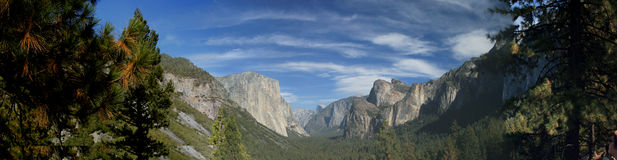 nationalpark yosemite Royaltyfri Bild