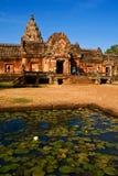 nationalparkphanomrung thailand Royaltyfri Fotografi