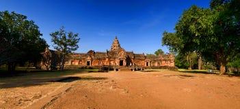 nationalparkphanomrung thailand royaltyfri foto
