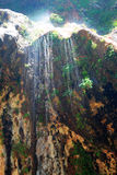 nationalparkrock USA som gråter zion Royaltyfria Foton