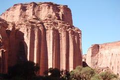 nationalparkrocktalapamya royaltyfri fotografi