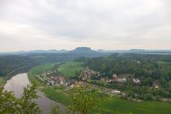 nationalparksaxon switzerland germany Fotografering för Bildbyråer