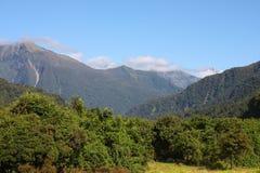 nationalparkwestland Arkivbilder