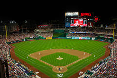 Nationals Park Washington, DC Stock Image