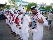 Nationaltag, Dubai, Uae Lizenzfreies Stockbild