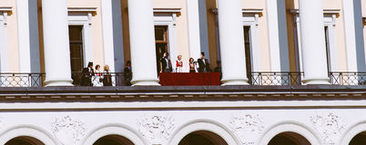 Nationaltag in Norwegen Stockbilder