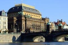 Nationaltheater Stockfoto