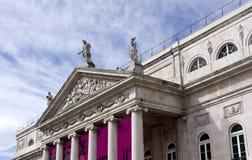 Nationaltheater Dona Maria II Lizenzfreies Stockfoto