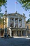 Nationaltheater, Oslo Lizenzfreies Stockbild