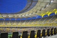 Nationell Arena Bucharest Royaltyfri Bild
