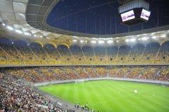Nationell Arena Bucharest Royaltyfri Fotografi