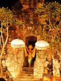 Nationell balinesedans, Balinesedansare Royaltyfri Bild