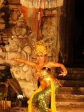 Nationell balinesedans, Balinesedansare Arkivfoto