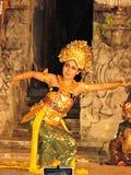 Nationell balinesedans, Balinesedansare Royaltyfria Bilder