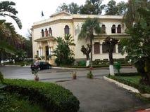Nationell hög högskola av åkerbruka Algeriet Arkivbild