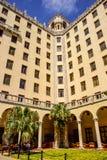 Nationell hotellarkitektur Arkivbild