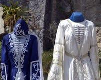 Nationell kläder Arkivbild