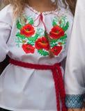 Nationell kläder Arkivfoton