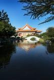 Nationell konserthall på Taipei - Taiwan Fotografering för Bildbyråer