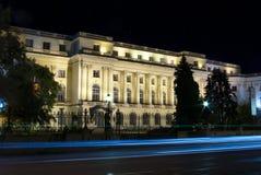 Nationell konstmuseum Arkivbild