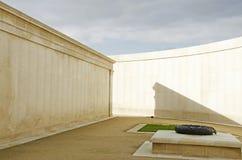 Nationell minnes- Arboretum, UK Royaltyfri Fotografi