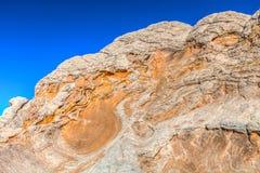 Nationell monument för vita Fack-Vermillion klippor Royaltyfri Bild