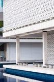 Nationell moské av Malaysia royaltyfria foton