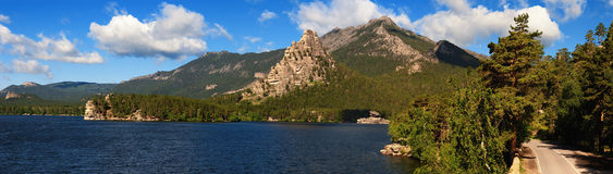 nationell naturlig park royaltyfria bilder
