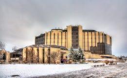Nationell slott av kultur i Sofia Fotografering för Bildbyråer