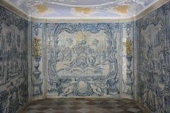 Nationell slott i Sintra arkivbilder